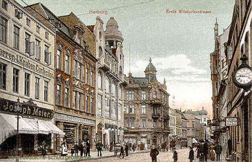 Harburg, Erste Wilstorfer Straße