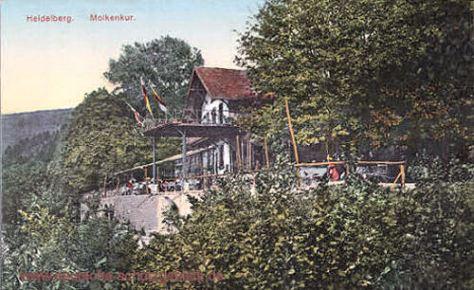 Heidelberg, Molkenkur