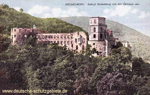Heidelberg im Großherzogtum Baden | deutsche-schutzgebiete.de