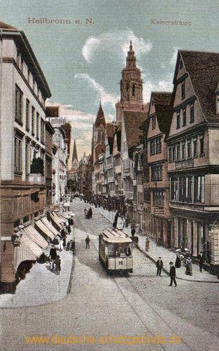 Heilbronn a. N., Kaiserstraße