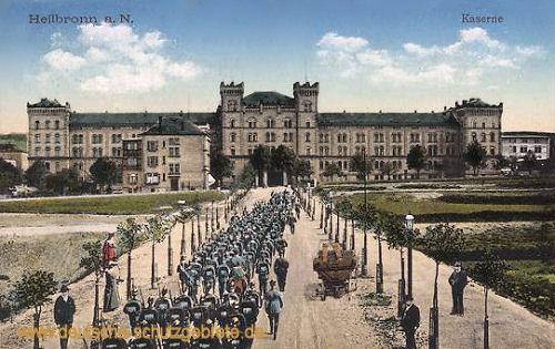 Heilbronn a. N., Kaserne