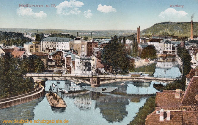 Heilbronn a. N., Wartberg