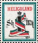 1 Schilling, Helgoland 1879