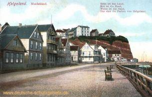 Helgoland, Nordstrand