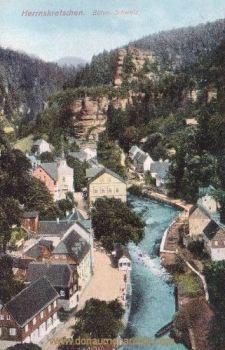 Herrnskretschen, Böhmische Schweiz