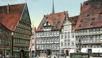 Hildesheim, Markt