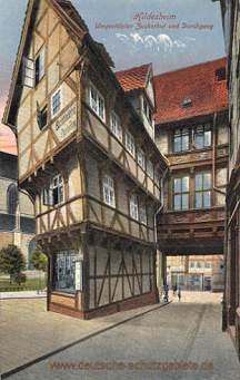 Hildesheim, Umgestülpter Zuckerhut