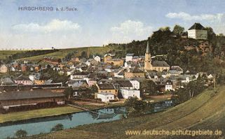 Hirschberg an der Saale