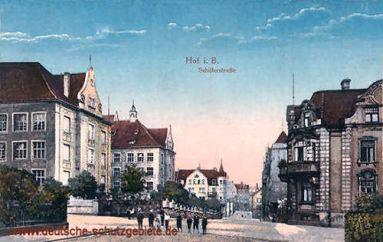 Hof i. B., Schillerstraße