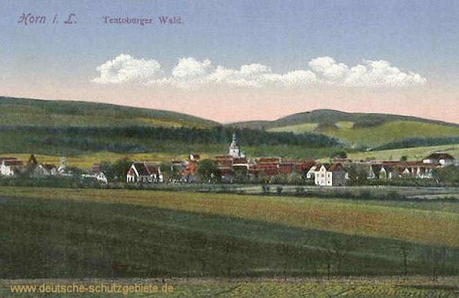 Horn in Lippe - Teutoburger Wald