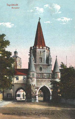 Ingolstadt, Kreuztor