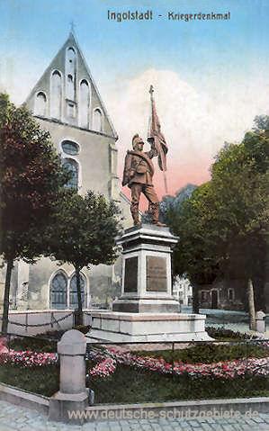 Ingolstadt, Kriegerdenkmal