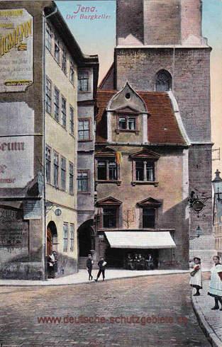 Jena, Der Burgkeller