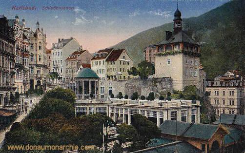 Stadt karlsbad baden-württemberg