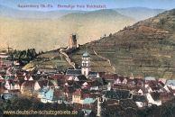 Kaysersberg, Ehemalige freie Reichsstadt
