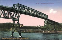 Kiel, Hochbrücke bei Holtenau