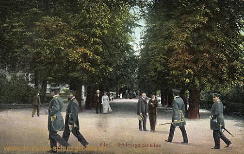 Kiel, Schlossgartenallee