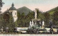 Kimpolung, Franz Josefs Park