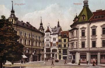 Klagenfurt, Obstplatz