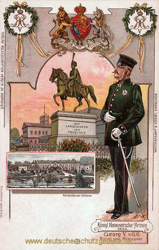 König Georg von Hannover