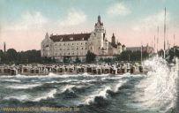Kolberg, Strandschloss