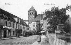 Konitz, Danziger Straße