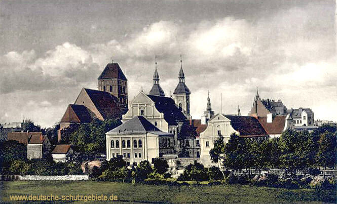 Konitz, Stadtansicht