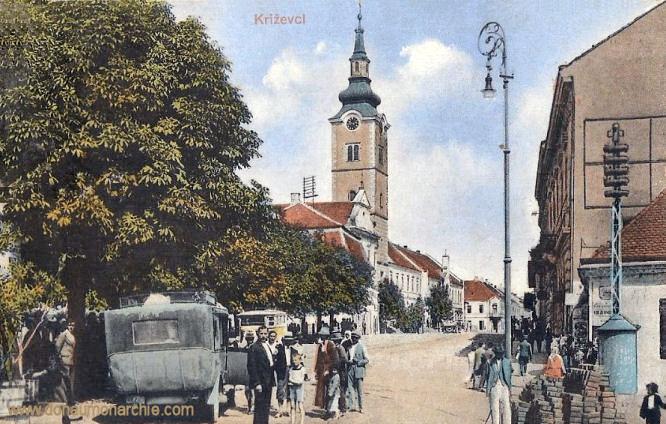 Kreutz - Križevci