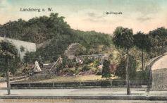 Landsberg a. W., Quilitzpark