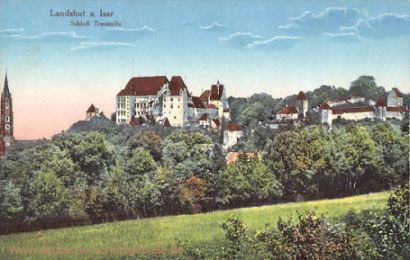 Landshut, Schloss Trausnitz
