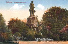 Leipzig, Bismarck-Denkmal