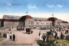Leipzig, Hauptbahnhof