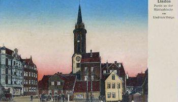 Linden, Martinskirche