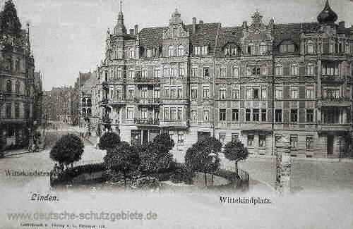 Linden, Wittekindplatz