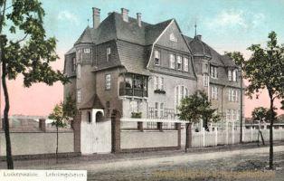 Luckenwalde, Lehrlingsheim