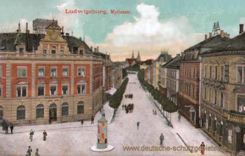 Ludwigsburg, Myliusstraße