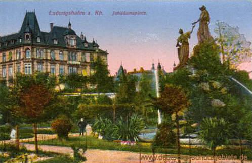 Ludwigshafen, Jubiläumsplatz