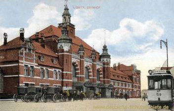 Lübeck, Bahnhof