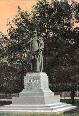 Lübeck, Bismarck-Denkmal