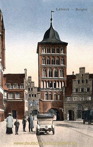 Lübeck, Burgtor