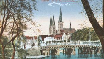 Lübeck, An der Dankwartsbrücke
