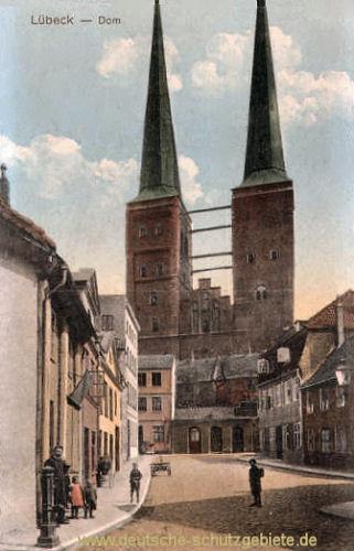 Lübeck, Dom