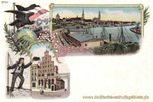 Gruß aus Lübeck