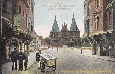 Lübeck, Holstenstraße