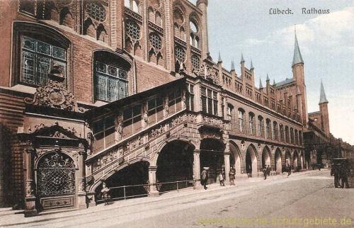 Lübeck, Rathaus