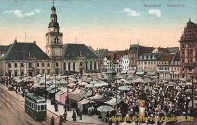 Mannheim, Marktplatz