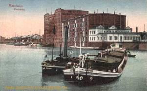 Mannheim, Rheinhafen