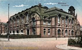 Mannheim, Rosengarten