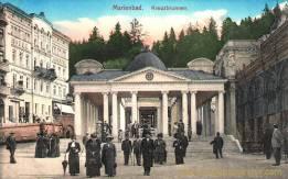 Marienbad, Kreuzbrunnen