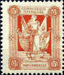 Commission Interalliée Marienwerder